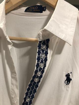 Camisa Polo Ralph Lauren Mujer