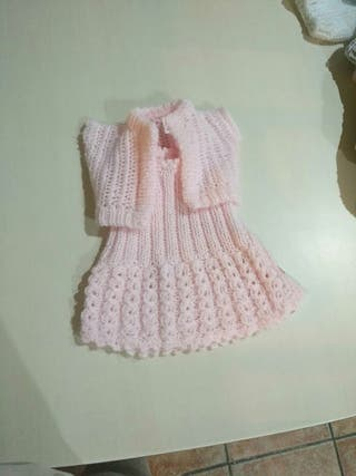 conjunto de lana para muñecas