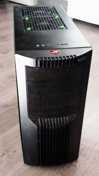 Ordenador PC torre Core i5-4690K 20GB RAM 500GB HD