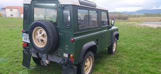 Land Rover Defender 90 tdi