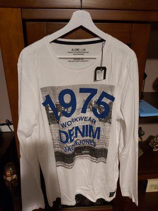 Camiseta jack & jones