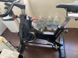 Bicicleta spinning profesional impoluta