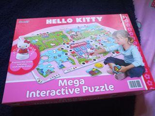 Maxi puzzle de Hello Kitty