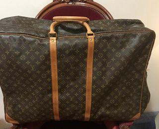 Maleta de viaje blanda Louis Vuitton