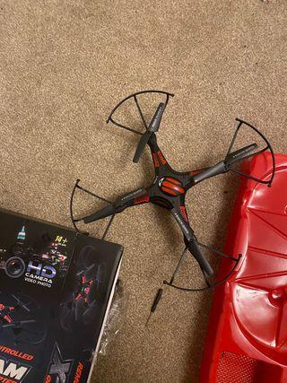 2.4ghz drone