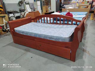 cama nido.colchones de 90(incluidos)