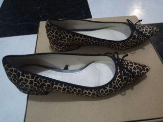 Manoletinas leopardo