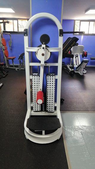 Máquina multicadera femoral-glúteo.