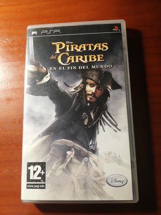 Piratas del Caribe en el fin del mundo (psp)