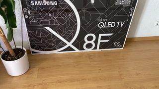 TV SAMSUNG 55 SMART TV QLED 55Q8FN