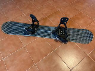 Tabla de snowboard Santa Cruz Duo 159