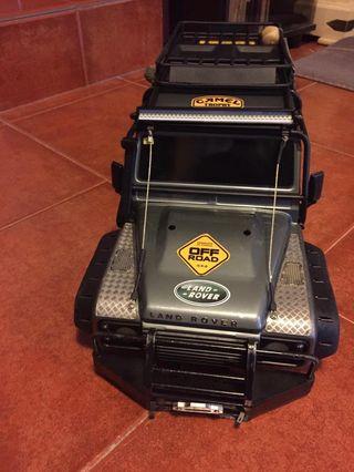 Carrocería Traxxas TRX4 Land Rover