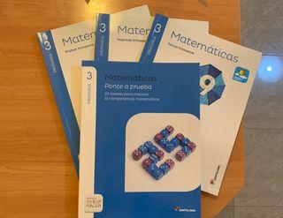Libro de matemáticas 3 de primaria