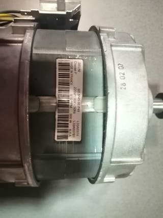 motor y repuesto lavadora fagor innovation f.2810