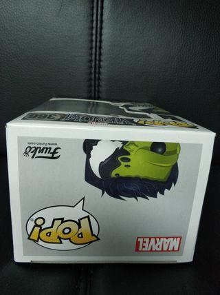 Funko POP Hulk venonizado original