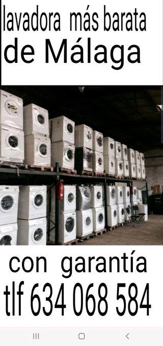 lavadoras desde 99€ con garantia 6meses