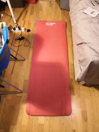 extra thick yoga matt mira fit