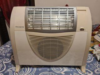 Calefactor Rowenta Dualio