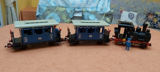 Playmobil Tren Oeste/Victoriano