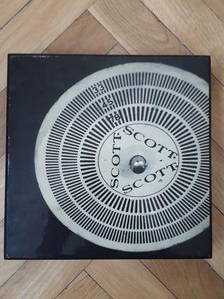 Cuadro litografía Owen Mcann 20x20