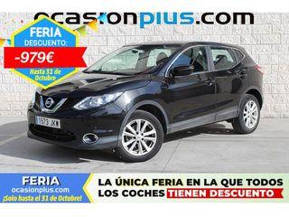 Nissan Qashqai 1.2i DIG-T Acenta 4X2 XTronic 85 kW (115 CV)