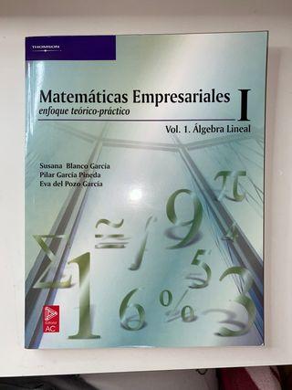 Matemáticas Empresariales I