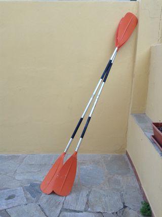 Pala Kayak 100 desmontable 4 partes itiwit