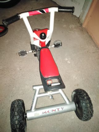 triciclo Monty
