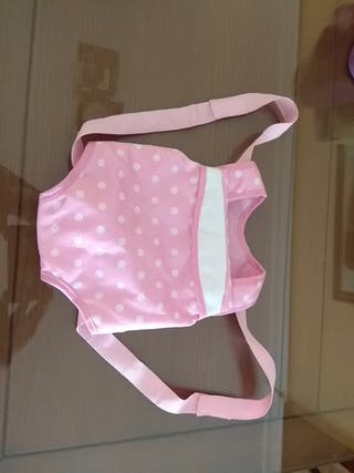 bolsa porta bebé sin usar.