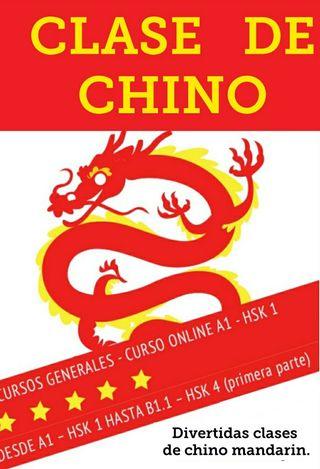 CLASES DE CHINO