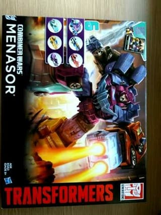 menasor g2 transformers combiner wars