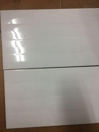 Azulejo blanco Perla