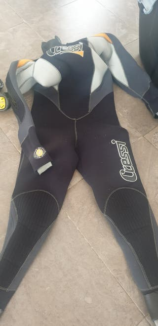 equipo buceo mujer o junior