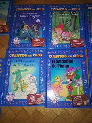 cuentos bilingües,buena calidad,libros bilingües,