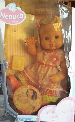Preciosa muñeca Nenuco.