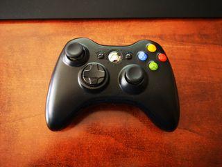 Mando Xbox 360 + adaptador pc
