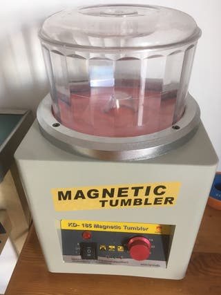Pulidora Joyeria magnética