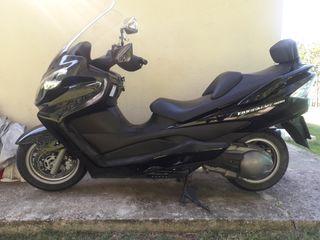 scooter suzuki burman 400cc