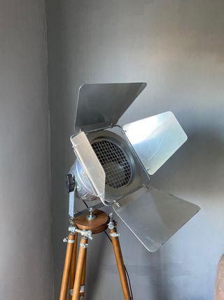 Foco de cine lampara