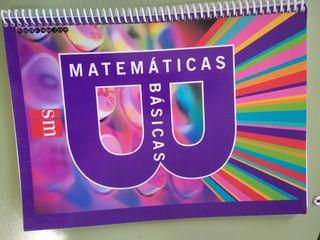 Matemáticas básicas sm