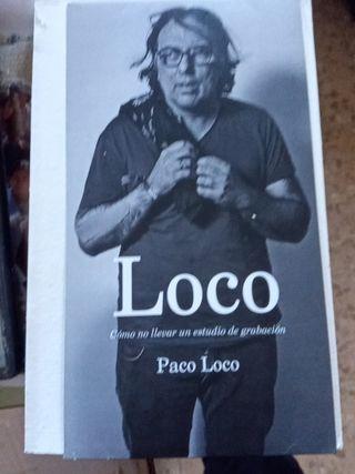 libro de Paco loco