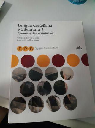 Libro de lengua FP Básica