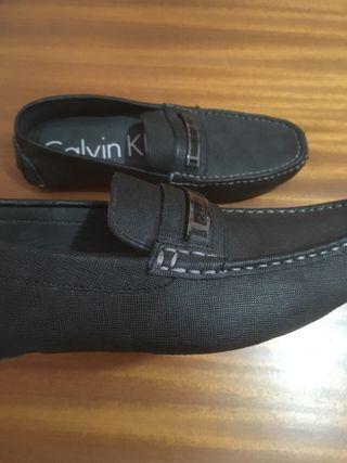 Zapatos Calvin Klein de piel
