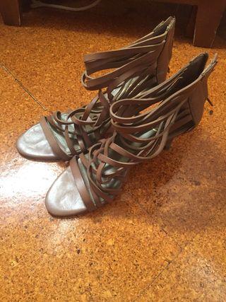 Zapatos tacón Ash