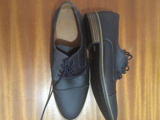 Zapatos piel auténticos guess