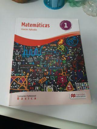 Libro de matemáticas FP Básica