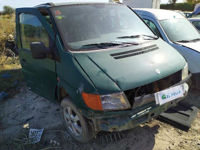 DESPIECE MERCEDES VITO W638 COMBI 110 D/2.0/601970