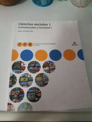 Libro ciencias sociales FP Básica