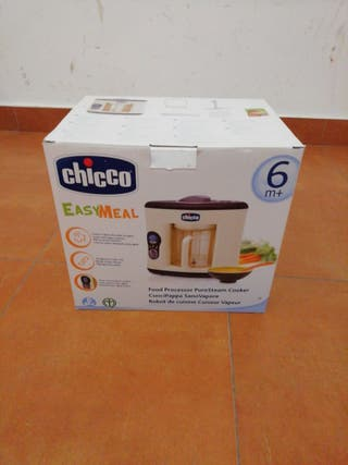 robot cocina para purés sin usar