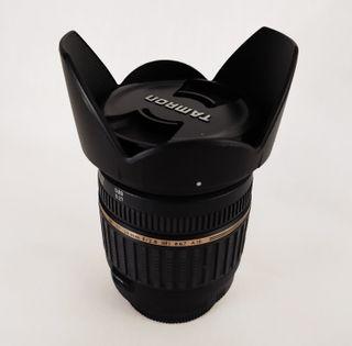 Objetivo Tamron 17-50 f/2.8 para Canon